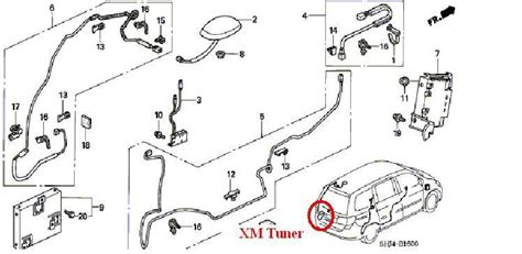 honda oem xm antenna adapter connector page 3 sirius backstage forum