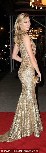 Putting The Gold Back Into The Golden Years Who Says That You Cant Be Fit Fabulous And 50 by Karlie Kloss Stuns In Plunging Sequin Gown At L Or 233 Al