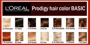 loreal color chart loreal hair color chart 2016