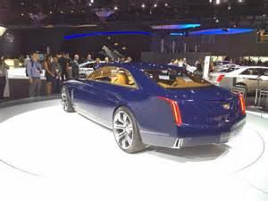 2015 Cadillac Eldorado 2015 Cadillac Ciel Html Autos Weblog