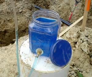 diy water level gauge