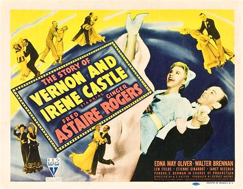 story of story of vernon and irene castle the