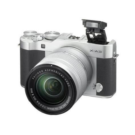 Fujifilm Xa3 X A3 Xa3 Promo fujifilm x a3 xa3 xc 16 50mm f3 5 5 6 ii lens kit silver u7530 ebay