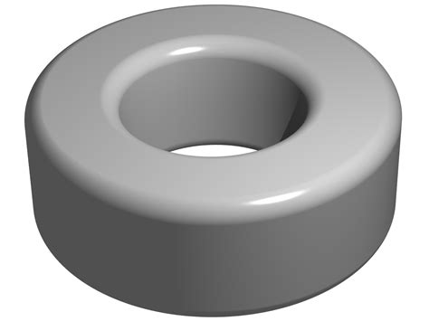 Free 3d Software file toroid core png wikimedia commons