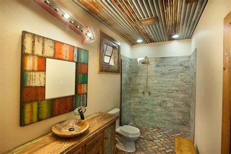 50 enchanting ideas for the relaxed rustic bathroom
