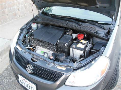 Suzuki Sx4 Engine Specs 2010 Suzuki Sx4 Overview Cargurus