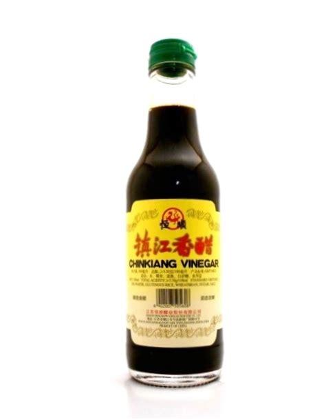 black vinegar chinkiang vinegar chinese black rice vinegar buy