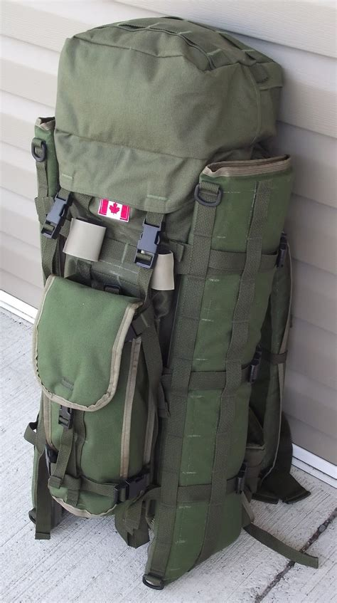 mountainman s mantra building your own backpack