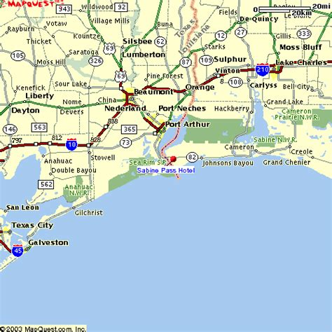 map of southeast texas sabine lake offers texas saltwater fishing at its finest