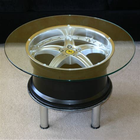 Wheel Coffee Table News And Publications Steven Shaver Designs
