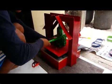 Pisau Pond Surabaya mesin press karet bermotor mesin mangel karet be doovi