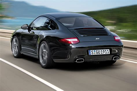 porsche 911 black new porsche 911 black edition evo