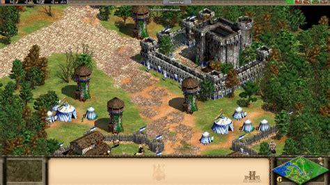 screenshot image age  empires ii hd edition mod db