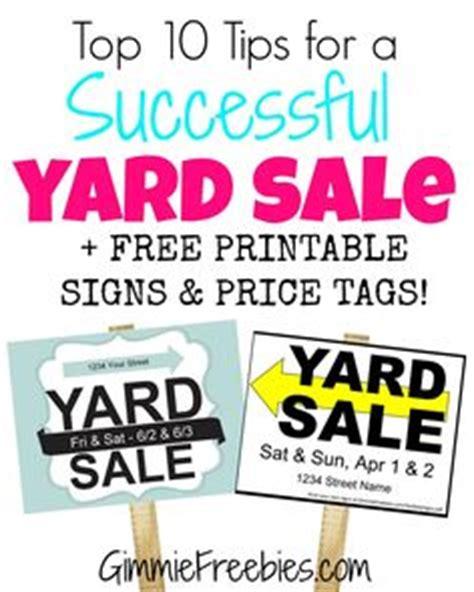 garage sale signs on pinterest   yard sale signs, garage