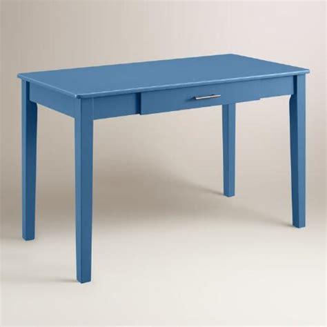 blue langham desk world market