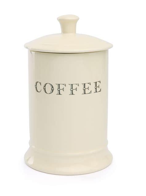 coffee kitchen canisters ceramic canisters set