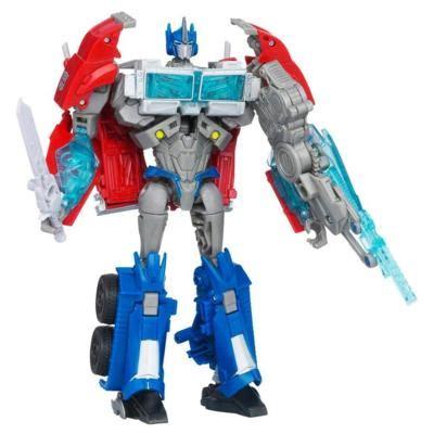 Mainan Figure Transformers Legends Class Set Isi 4 transformers prime voyager class optimus prime review bwtf