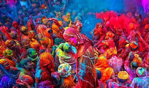 colors by india elvoline com travel blog celebrating holi