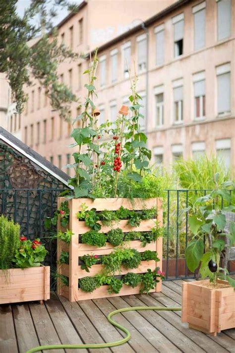 Jardin Vertical Balcon by Jardin Vertical Int 233 Rieur Et Ext 233 Rieur Un Vrai Gain De Place