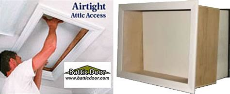 aecinfocom news   hatch attic access door system