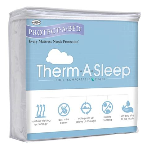 Sleep To Go Mattress Protector by Protect A Bed Gardners Mattress More