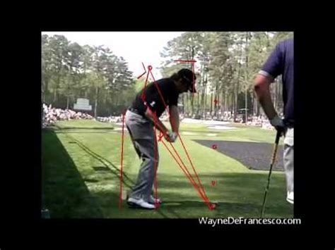 graeme mcdowell golf swing graeme mcdowell swing analysis golf videos from around