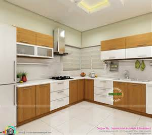 Modular Kitchen Interior by Modern Home Interiors Of Bedroom Dining Kitchen Kerala