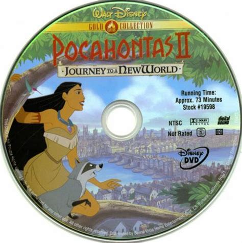 pocahontas ii journey to a new world movie naomi watts