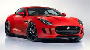 F Type Jaguar F Type Coupe Priced From 119 900 Photos 1 Of 3