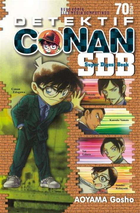 Detektif Conan Spesial 38 By Aoyama Gosho bukukita detektif conan 70 plus sdb toko buku