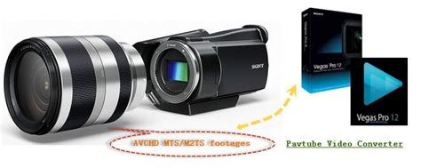 format video mts sony encode avchd mts m2ts footages to sony vegas pro 1 leung