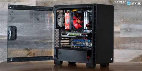 Casing Mid Tower In Win 303 Nvidia Edition corsair carbide 400c review vs s340 p400 the most