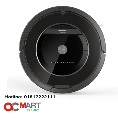 Vacuum Cleaner Robotic Irobot Roomba Robot Vacuum Cleaner Price In Bangladesh Ac Mart Bd