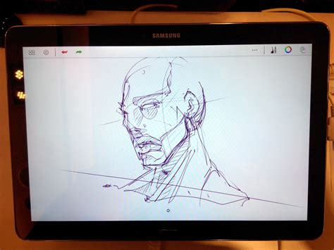sketchbook pro note 2 samsung note pro 12 2 tablet review