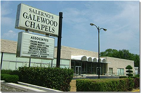 salerno s galewood chapels chicago il legacy