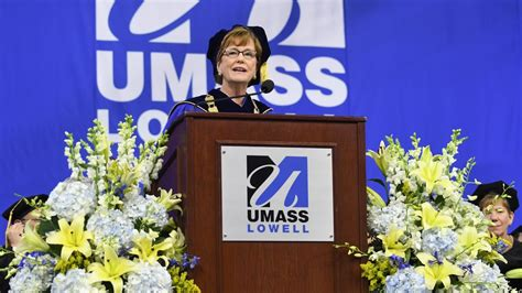 Umass Lowell Mba Fall 2017 by Chancellor Moloney S 2017 Umass Lowell Commencement