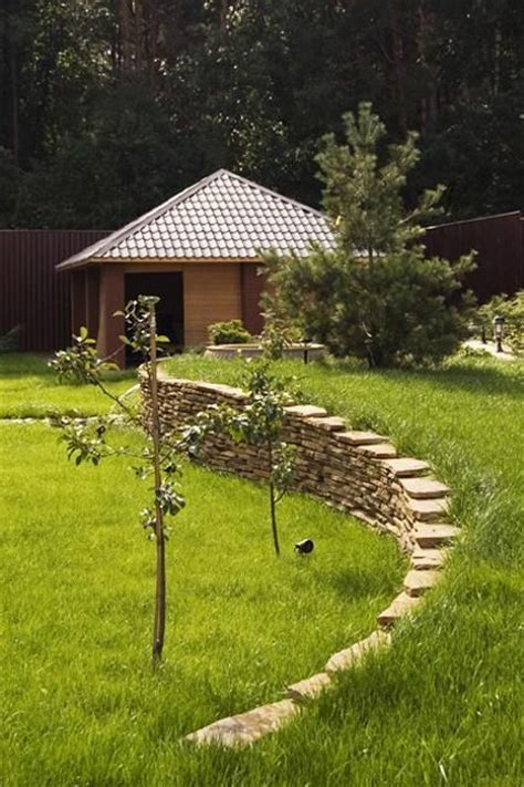 backyard hill landscaping ideas backyard landscaping inspiring design ideas for a hill