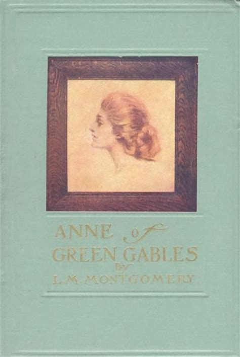 Sebuah Novel Hendri Teja Original of green gables