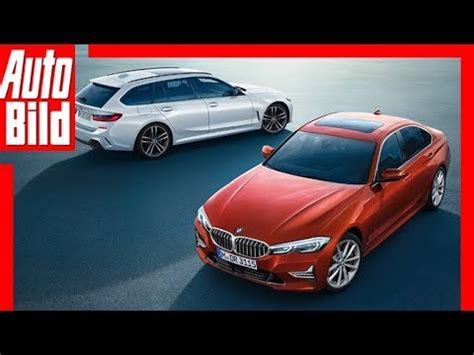 Bmw 3er 2018 Youtube by Zukunftsaussicht Bmw 3er Touring 2018 2020 Youtube