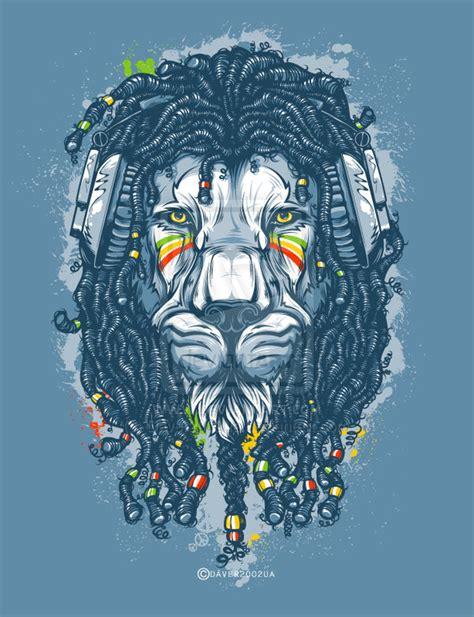imagenes de leones rastafari leon rastafari para dibujar imagui