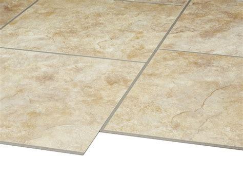 Consumer Reports Flooring by Tarkett Nafco Permastone Collection Slate Sand