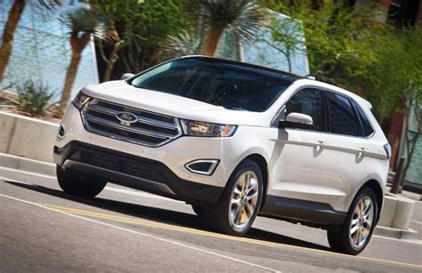 2017 Ford Edge Changes 2017 2017 Ford Edge Release Date Sport Hybrid Colors Review Changes