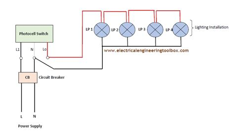 photocell switch wiring diagram wiring diagram and