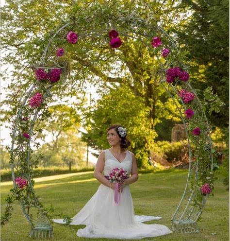 Wedding Arch Hire East by Wedding Arches For Hire Decorated To Suit Any Style And