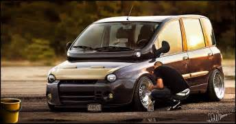 Top Gear Fiat Multipla Driving A Stanced Multipla Is Better Than A