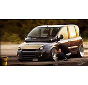 An Interesting Attempt To Improve A Fiat Multipla Dat Stance Tho