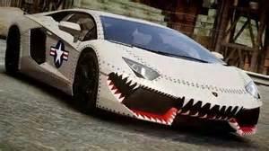 Lamborghini Career Cool Paint Paint