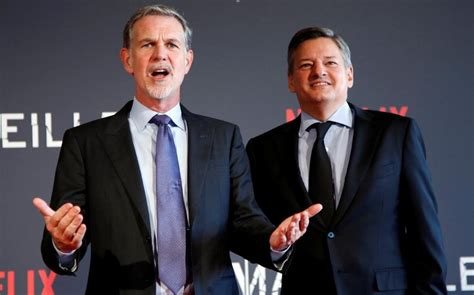 netflix ceo reed hastings    mission  world