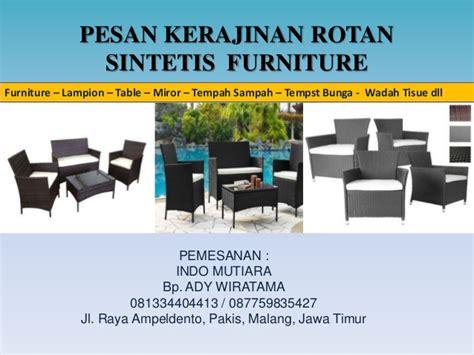 Kursi Rotan Semarang 081334404413 jual sofa rotan sintetis semarang
