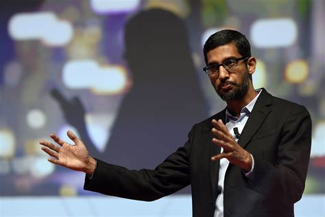 Sundar Pichai Mba In by 10 Things You Need To About Sundar Pichai S